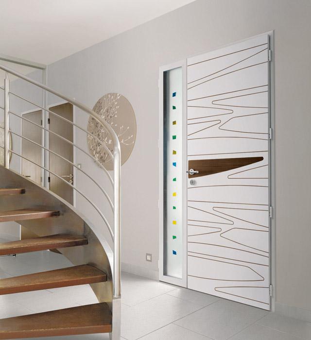 Puertas de entrada ventanas k line ventanas de aluminio for Puertas de entrada con cristal