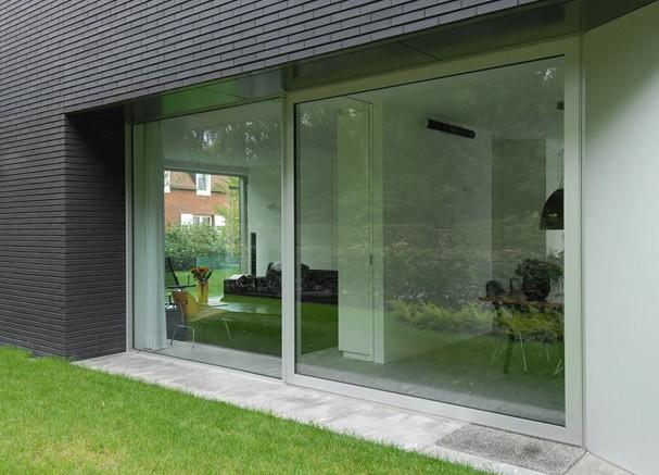 Correderas elevables ventanas k line ventanas de for Ventanales elevables